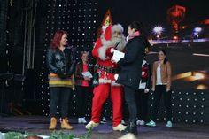 Tantsustuudio Tantsugeen juhendajad Regina ja Elina koos Äffyga!  www.christmasmarket.ee