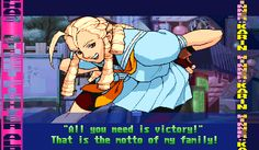 Karin Street Fighter Alpha 3, Thick Skin, Victorious, Family Guy, Play, Fictional Characters, Collection, Fantasy Characters, Griffins