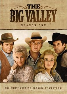 The Big Valley 11x17 TV Poster (1965)
