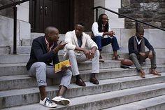 The Black Ivy - Street Etiquette x Unabashedly Prep (2010)