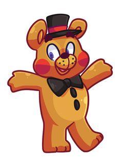 Cheerful Toy Freddy