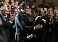Aznar rompe con Rajoy para poder criticarle sin tapujos