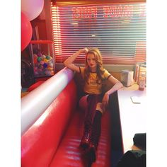 Cheryl Blossom on Riverdale Kj Apa Riverdale, Riverdale Aesthetic, Riverdale Memes, Riverdale Quiz, Cheryl Blossom Riverdale, Riverdale Cheryl, Zack Et Cody, Riverdale Fashion, Madelaine Petsch