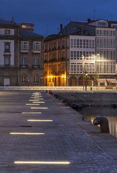 Plaza del Parrote - Luce&Light #LandscapeLighting