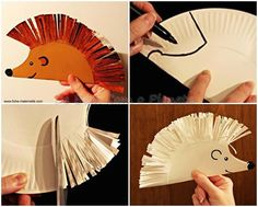 Egel Egel The post Egel appeared first on Knutselen ideeën. Egel Egel The post Egel appeared first on Knutselen ideeën. Cheap Fall Crafts For Kids, Fall Arts And Crafts, Easy Fall Crafts, Diy Crafts To Do, Art For Kids, Visage Halloween, Dulceros Halloween, Halloween Mason Jars, Mason Jar Diy