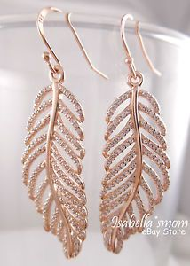 325c7bb2f Pandora Rose Light As A Feather Earring , Current Pandora Rose Light As A Feather  Earring