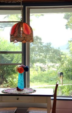 House Tour: An Eclectic Cottage in the Mountains | Apartment Therapy