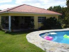 République Dominicaine SOSUA - Résidence CASA LINDA - VILLA COCONUTS - chambres - piscine individuelle - Sunfim