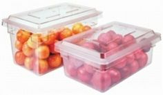 """Food Storage Boxes By Cambro Manufacturing ( FOOD STORAGE BOX, 18"""" X 26"""" X 15"""",CLEAR ) 1 Each / Each by Cambro Manufacturing Company. $236.42. (HCPCS Code: NO CODE) Food Storage Boxes By Cambro Manufacturing ( FOOD STORAGE BOX, 18"""" X 26"""" X 15"""",CLEAR ) 1 Each / Each. Dimensions: 1.0 x 1.0 x 1.0 ; No description is available for this product. Product licensed and manufactured by Cambro Manufacturing Company. Food Storage Boxes By Cambro Manufacturing products carry a lim..."""