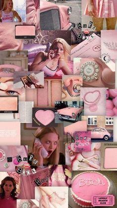 Wallpaper pink, mean girls girly - Iphone Background Wallpaper, Pink Wallpaper, Cool Wallpaper, Lock Screen Wallpaper, Angel Wallpaper, Aesthetic Pastel Wallpaper, Aesthetic Backgrounds, Aesthetic Wallpapers, Whatsapp Pink