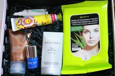 July 2013 #Glossybox #review