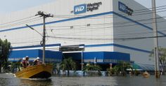 Pervasive Thailand Flooding Cripples Hard-Drive Suppliers - NYTimes.com