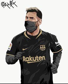 Messi Vs Ronaldo, Messi 10, Football Images, Football Art, Neymar Football, Neymar Jr, Young Messi, Messi Drawing, Football Player Drawing