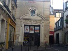 Paris :Les Halles