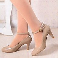 Women's Stiletto Heel Round Toe Pumps/Heels Shoes... – USD $ 19.99