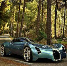#Bugatti Aerolithe                                                                                                                                                      More