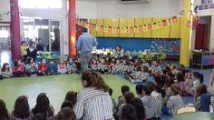 Campomaiornews: Jorge Barroso, autor e contador de histórias, pass...