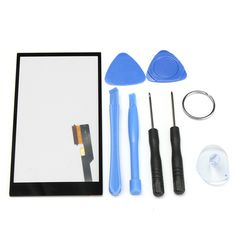 LCD Display Touch Screen Digitizer Assembly Replacement Phone Screen With Repair Tool for HTC One M8
