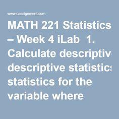 stat 221 week 6 ilab Web 460 entire course web 460 week 1 ilab web 460 week 2 ilab web 460 week 3 ilab web 460 week 4 ilab web 460 week 5 ilab web 460 week 6 ilab.