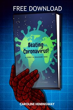 Reassure and educate your kids about Coronavirus with this short story. Free Download available