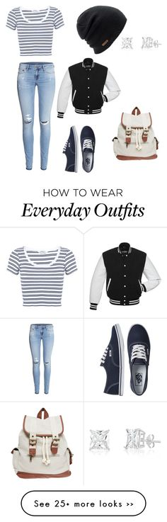 """""""everyday outfit"""" by amagoaliegirl on Polyvore"""