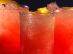 Cotton Candy Cocktail from FoodNetwork and Guy Fieri!