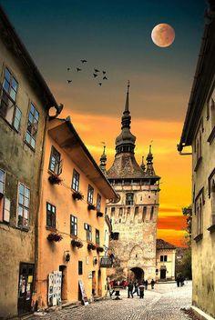 Sighisoara, Romania;Constantin Dinu Lovely