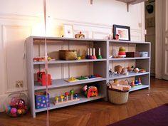 1000 images about montessori chambre ou salle nido on for Chambre montessori 6 ans