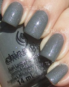 China Glaze Halloween 2012 Wicked Collection - Immortal