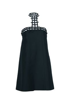 DSquared Cut Out Detailing Dress, £744.72 at Fashionista Outlet - http://www.fashionista-outlet.com/d-squared-cut-out-detailing-dress.html