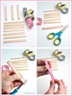 How-to-Turn-Craft-Sticks-into-Mini-Wood-Pallet.jpg (650×866)