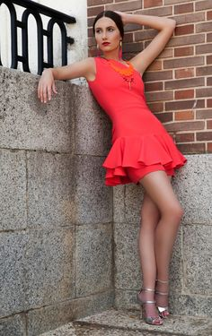 Micaela dress is now available at www.remixance.com