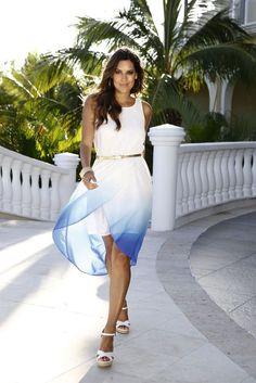 Sommer-Styling: Was Modebewusste über Weiß wissen sollten - Wem passt die Sommerfarbe? Wie kombiniert man Weiß am besten? Welche Schuhe trägt man dazu? Mehr auf: http://www.nachrichten.at/nachrichten/society/Sommer-Styling-Was-Modebewusste-ueber-Weiss-wissen-sollten;art411,1412986 (Bild: bonprix)