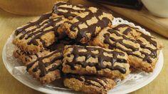 Biscotti d'avena alle mandorle