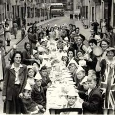 D- Day street party