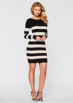 Pletené šaty Perfektní na zimu • 499.0 Kč • bonprix
