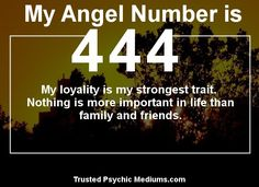 Angel Number 444 can mean bad luck for some. Find out Why.