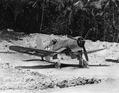 F4U-1A Corsair, VMF-212 on Vella Lavella 1944