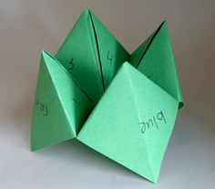 Fortune Tellers- when life's answers were so easy.