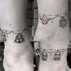 Star Wars Tattoo Ideas | POPSUGAR Beauty UK Photo 36