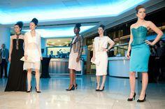 Bracher Emden worn by models at Hemyca's catwalk
