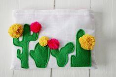 DIY : Une pochette cactus pour sa tablette