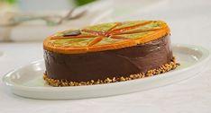 Torta dobos - bake off Italia Chocolate World, Torte Cake, Creme Brulee, Food Network Recipes, Finger Foods, Food Art, Cake Recipes, Panna Cotta, Buffet