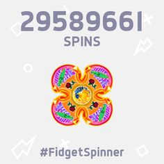 I've just scored 29589661 spins in this new #FidgetSpinner game! https://itunes.apple.com/app/finger-spinner/id1236104279 Can you beat me?