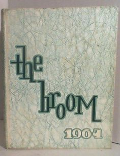 The Broom:  1964 Delta State College Yearbook Cleveland Mississippi