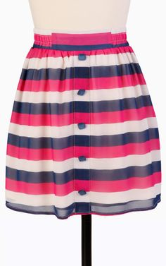 Nautical Twilight Skirt- Tulle4Us.com