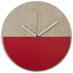 Half Past Clock | Freedom Furniture and Homewares