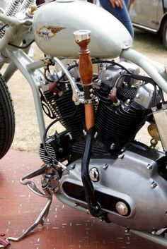 Love this suicide shifter!!