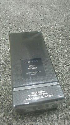 Tom Ford Oud Wood EDP 100ml RRP £220 BARGAIN!