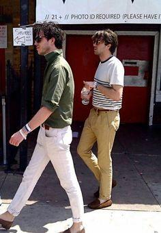 Pete & Justin